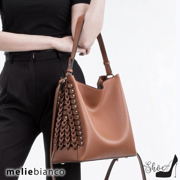 My Bag Lady Online Handbags - Melie Bianco: Jamee Handbag - Luxury Vegan Leather